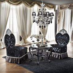 Meubles et accessoires déco luxe Exklusive-Stühle-Esszimmer-Barockmöbel-Barock-Stühle-barockmöbel.jpg (Image JPEG, 1061×1061 pixels)