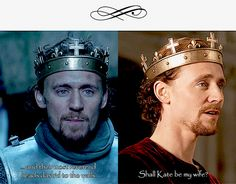 Get you a king who can do both: Relentless vs charming.