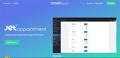 Crocoblock: 5 Powerful Plugins To Bring The Website To The Next Level | Frip.in Custom Calendar, Mega Menu, Google Calendar, Grid Layouts, Web Project, Cool Animations, Wordpress Plugins, Website Template, Web Development