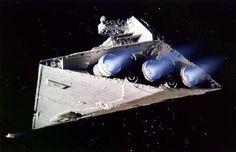 Spaceships Devastator Imperial Class Star Destroyer