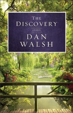 """From USA Today: """"Dan Walsh's novel-within-a-novel is rich with intrigue, history and romance. Character-driven and wistful without hampering the suspense of the plot's steady pace, The Discovery is a sublime delight that shouldn't be missed."""""""