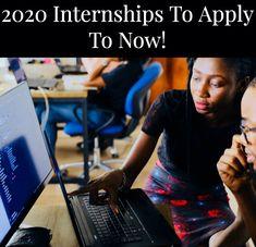 Internship opportunities for college students!  #internships #college #writing #summer