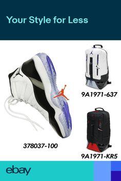 Nike Air Jordan 11 Retro Concord XI OG AJ11 Men Shoe Backpack Bred BP Bag  Pick 1 bb3a0c49c80ca