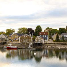"Portsmouth NH - ""back where I come from, it's where I'll be when it's said and done"" - Dream Towns 