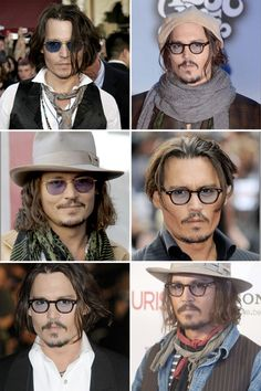Depp, a Bohemian icon who still balances professional life with being a husband & father.