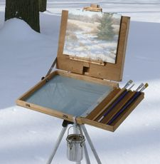 Artist Easel Plans to Choose From