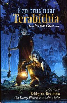 Een elfjarig meisje was op zoek naar een spannend boek, maar niet te dik. Ze ging naar huis met 'Een brug naar Terabithia'.