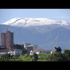 Nevado del Ruiz, #Colombia
