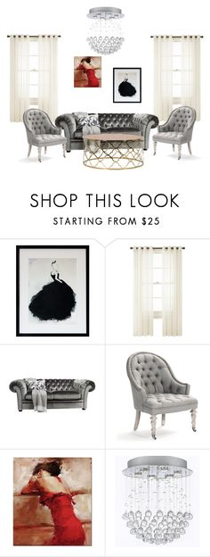 Just A Tad Fancy by karissajung on Polyvore featuring interior, interiors, interior design, home, home decor, interior decorating and Royal Velvet