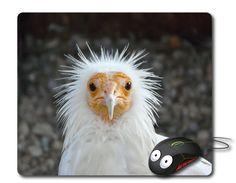 Raptor Bird Mousepad Computer Mouse pad by BeautifulDigitalPrin