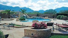 3BA, LR, FR, Great Room, Gourmet Kitchen, 24u0027x26u0027 Covered Patio. Custom  Designed Outdoor Living Area W/firepit, Pool, Spa, ...