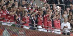 FA cup 2013/14 winners..... COYG ... Arsenal!!!