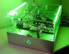 How To Build Your Own Greener PC  Apartment Therapy  Tech  Electronics  Green Living  Green Technology: