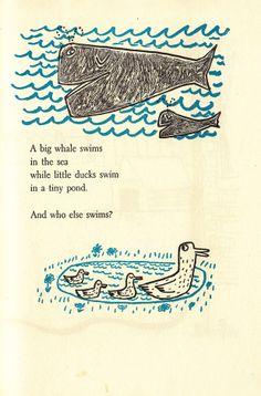 Plink Plink! written and illustrated by Ethel and Leonard Kessler, 1954