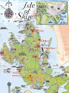 An Ultimate Isle of skye guide for those who are dreaming of a trip to Scottish highland's most beautiful island Isle of Skye'. Get help to plan a trip to Scotland