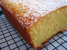 """This is hands down my favorite poundcake! I can't say enough good things about it, except that it's so moist, rich in flavor, and just plain delicious! I've made it several times ever since I first saw the recipe in """"Dolce Italiana"""" by Gina De Palma. Everyone who takes a bite of this always says …"""