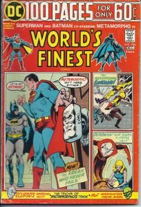 NICE OLD ISSUE OF WORLD'S FINEST #226 VOL.1 (DC COMICS 1974) *FREE SHIPPING* BRONZE AGE