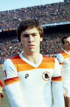 Carlo Ancelotti, AS Roma 1979.