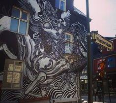 Photo courtesy of Tbroad Amber G.  #womanisttravel #changethenature #visitreykjavik #visiticeland