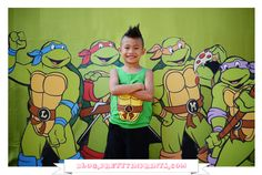 awesome tmnt party ideas