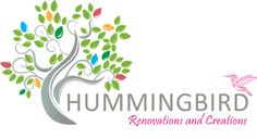 Hummingbird Restorations and Creations Logo