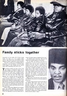 JACKSON 5 First pics which include their orig drummer, a cousin of the Jacksons ★DiamondB! Pinned★