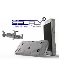 SelFly – die fliegende Smartphone-Hülle - moobilux.com