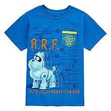 ef7c1df96f Disney Puppy Dog Pals Graphic T Shirt Big Kid Boys JCPenney