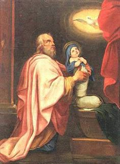 St. Joachim, father of the Blessed Virgin Mary
