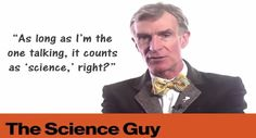 Secular Pro-Life Perspectives: Dear Bill Nye: Where's the science, guy?