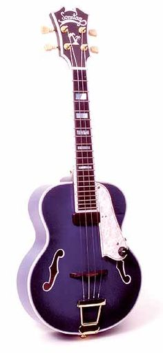 The luthier spezializes in several models of affordable handcrafted archtops and organizes Jazz guitar clinics with renowned tutors. Guitar Musical Instrument, Jazz Guitar, Guitar Art, Musical Instruments, Music Guitar, Archtop Guitar, Acoustic Guitars, Banjo, Cello