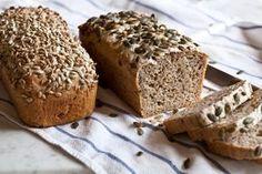 Celozrnný chléb bez hnětení - Kitchenette - My site Keto Bread, Sourdough Bread, Good Food, Yummy Food, Czech Recipes, Sweet Pie, Bread And Pastries, Baking Recipes, Bakery