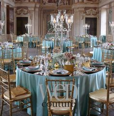 this is the color blue i want for the table cloths underneath the lace and for the one bridesmaid dresses and