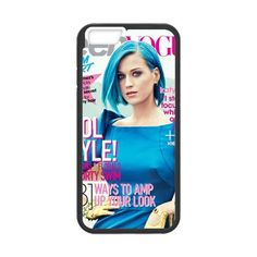 Katy perry cover magazine apple iphone 6 case cover