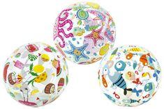"1x Beach Ball Inflatable Transparent Blow Up Balls 20"" (51cm) Kids Summer Toy 6941057450407   eBay Great Thank You, Toy 2, Beach Ball, Summer Kids, Kandi, Easter Eggs, Balls, Fun, Gifts"