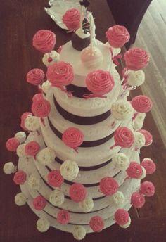 Weddingpops #iluvcakepops #roses