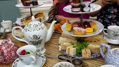 Afternoon Tea Review - The Bull's Head, Chislehurst