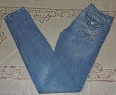 Aéropostale Ashley Ultra Skinny Womens Jeans - 0 Reg - 26W x 30L