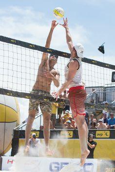 Mr Healthy Mondays: Endurance | AVP Beach Volleyball
