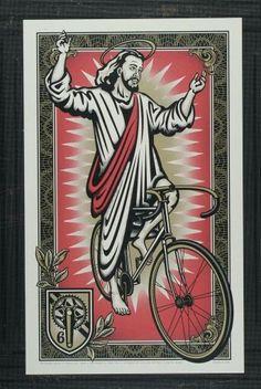Jesucristo biker Zippertravel.com