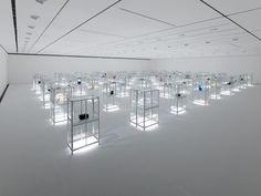 Nendo . Museum of Conterporary Art . Japan