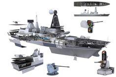 Type 45 destroyer