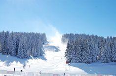 Kopaonik ski resort, Serbia