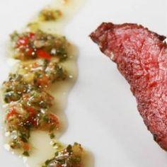 Sauce Chimichurri, recette Argentine pour entrecôte - Feuille de choux