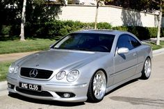Mercedes Benz CL55 AMG