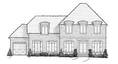 Plan: HHF-1042, 2 story, 3505 total square footage