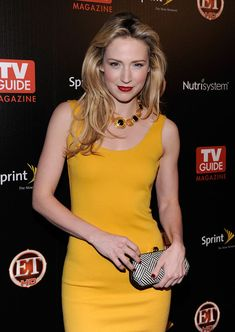 Beth Riesgraf Pictures - TV GUIDE Magazine's Hot List Party - Arrivals - Zimbio