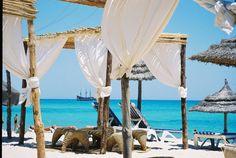 Tunisia, Yasmine Hammamet Beach ♥