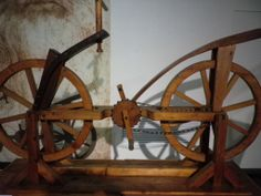 da Vinci bicycle invention