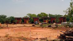 diebedo francis kere: opera village transforms burkina faso.
